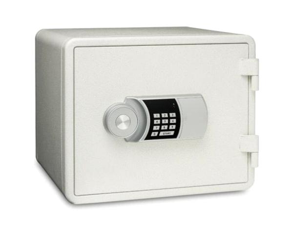 LOCKTECH HOME WHITE M020 DIGITAL SAFE