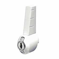 CARBINE CBS ALUMINIUM WINDOW LOCK (WHITE)