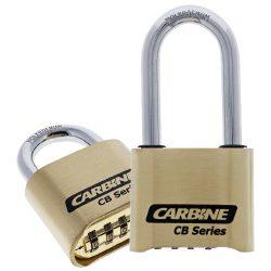 CARBINE COMBINATION PADLOCK CC52