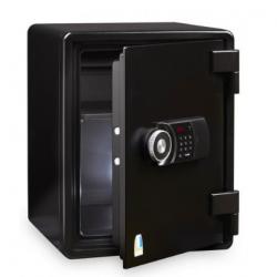 LOCKTECH JUMBO BLACK ES031D DIGITAL SAFE