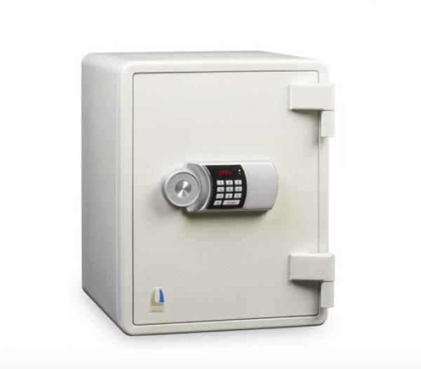 LOCKTECH JUMBO WHITE ES031D DIGITAL SAFE